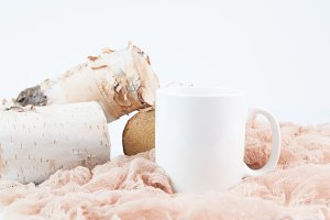 Holiday Mug Mockup