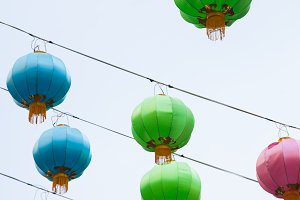 Lantern decorations