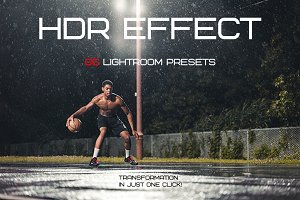 HDR Lightroom Presets