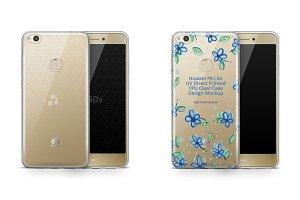 Huawei P8 Lite 2017 UV TPU Clear