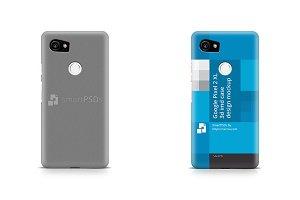 Google Pixel 2 XL 3d IMD Mobile Case
