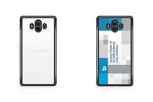 Huawei Mate 10 2d IMD Colored Case