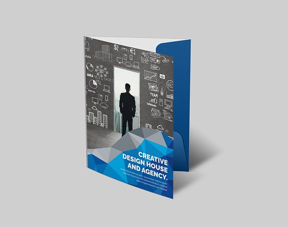 Corporate Folder-Graphicriver中文最全的素材分享平台