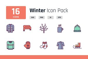 Winter Iconpack