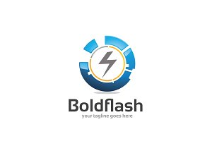 Boldflash – Logo Template