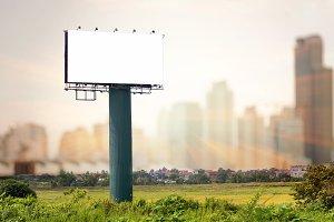 business advertisement concept