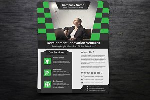 Corporate Flyer Template Vol 05