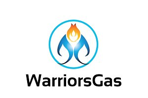 WarriorsGas – Logo Template