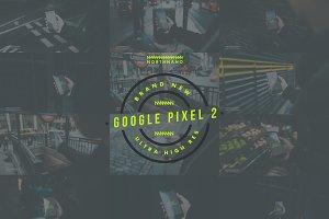12 Google Pixel2 PSD Mockups