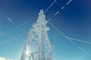 Snow tower #1