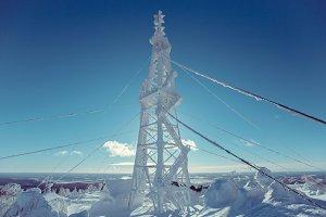 Snow tower #2