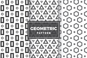 Geometric Vector Patterns #1