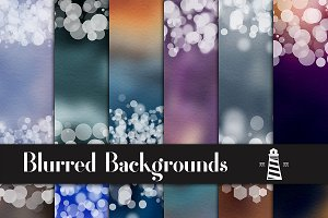 Blurred Digital Paper