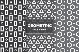 Geometric Vector Patterns #2