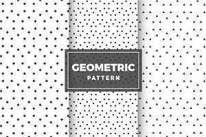 Geometric Vector Patterns #9