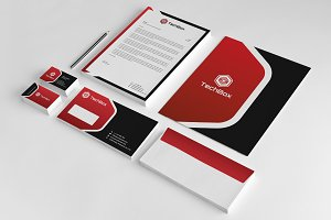 Tech Box Corporate Identity