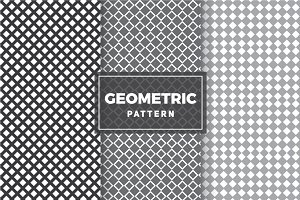 Geometric Vector Patterns #30