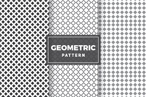 Geometric Vector Patterns #29