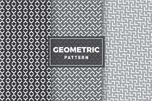 Geometric Vector Patterns #28