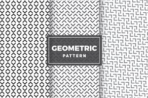 Geometric Vector Patterns #27