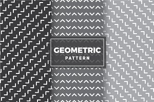 Geometric Vector Patterns #26