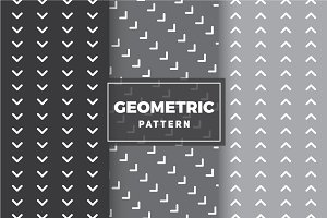 Geometric Vector Patterns #24