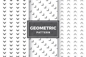 Geometric Vector Patterns #23
