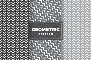 Geometric Vector Patterns #22