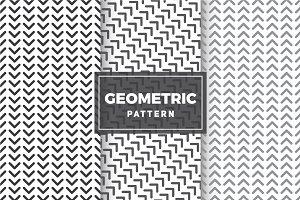 Geometric Vector Patterns #21