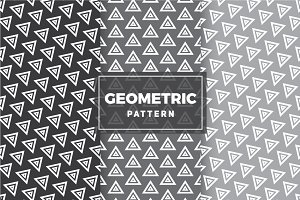 Geometric Vector Patterns #40