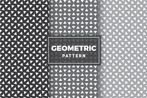Geometric Vector Patterns #39