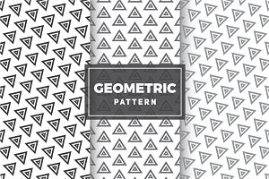 Geometric Vector Patterns #38
