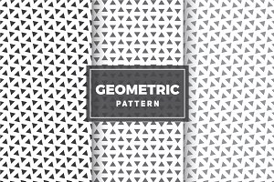 Geometric Vector Patterns #37