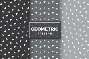 Geometric Vector Patterns #36