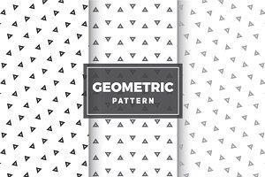 Geometric Vector Patterns #35