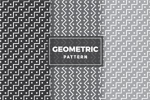 Geometric Vector Patterns #34
