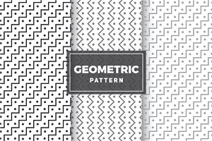 Geometric Vector Patterns #33