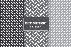 Geometric Vector Patterns #32