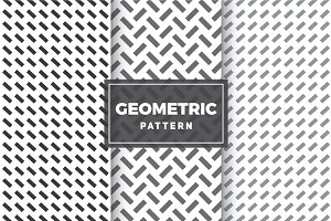Geometric Vector Patterns #31