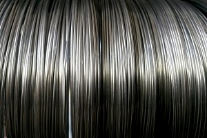 Vertical roll wire