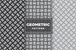 Geometric Vector Patterns #50