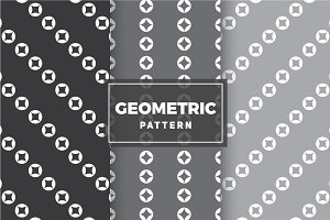 Geometric Vector Patterns #48