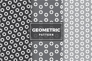 Geometric Vector Patterns #46