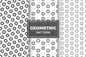 Geometric Vector Patterns #45