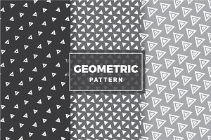 Geometric Vector Patterns #44