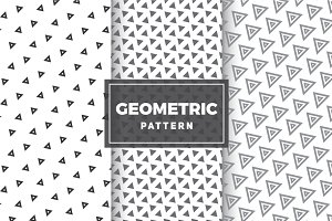 Geometric Vector Patterns #43