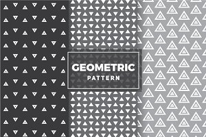 Geometric Vector Patterns #42