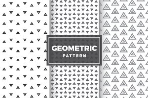 Geometric Vector Patterns #41