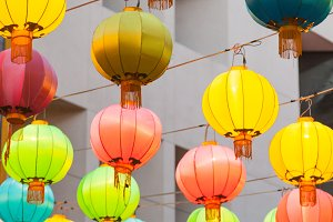 Lamp lantern