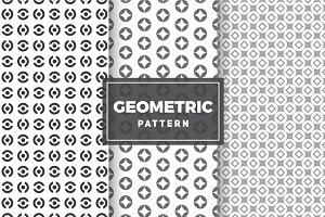 Geometric Vector Patterns #53